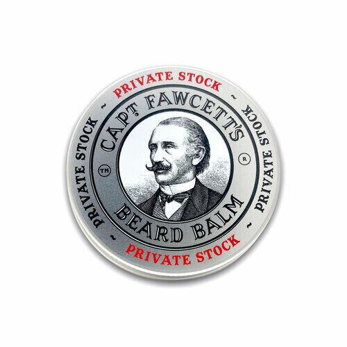 Beard Balm Private Stock Capt Fawcett s 60 ml