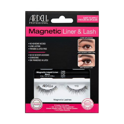 Ciglia Magnetiche + Eyeliner Magnetico Ardell 110