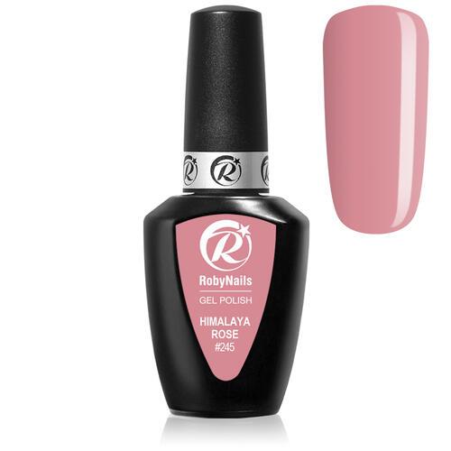 Gel Polish 245 Himalaya Rose Roby Nails 8 ml