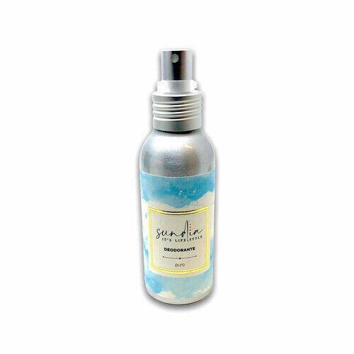 Deodorante Spray Sundia Puro 100 ml