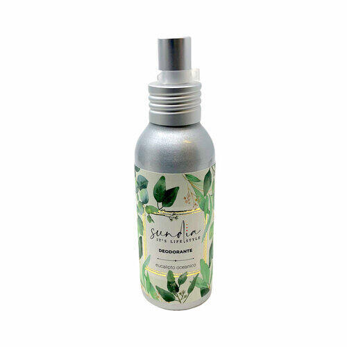 Deodorante Spray Sundia Eucalipto Oceanico 100 ml