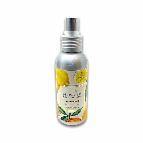 Deodorante Spray Sundia Agrumi Tropicali 100 ml