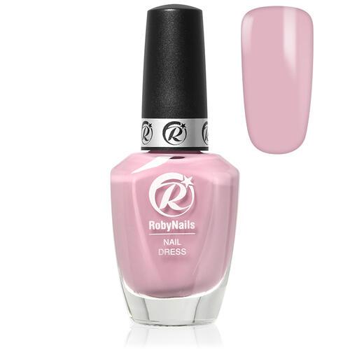 Smalto per Unghie Nail Dress Pink Illusion 10 ml Roby