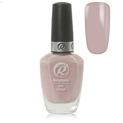 Smalto per Unghie Nail Dress Rose French 10 ml Roby