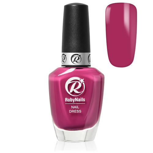 Smalto per Unghie Nail Dress Cherry Punch 10 ml Roby