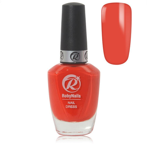 Smalto per Unghie Nail Dress Honolulu Red 10 ml Roby