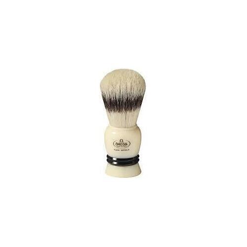 Pennello da barba in pura setola – effetto tasso Omega 80267