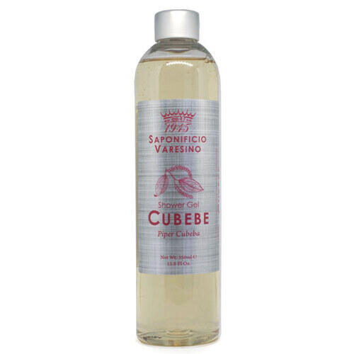 Shower Gel Cubebe Saponificio Varesino 350 ml