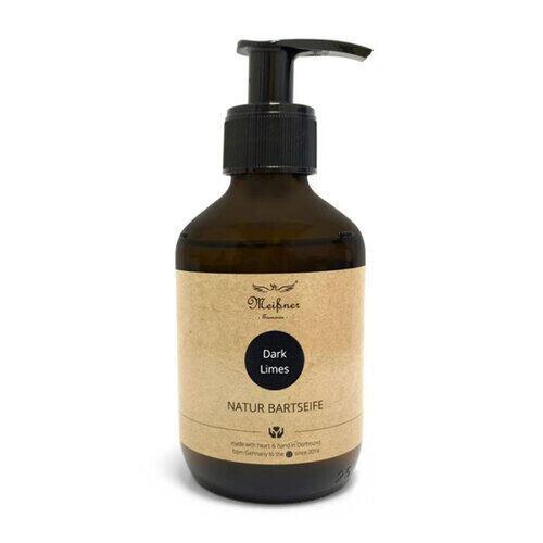 Shampoo da Barba BIO Meissner Tremonia Dark Limes 200 ml