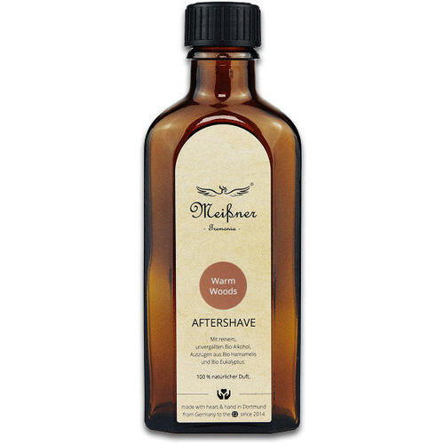 After Shave Liquido Worm Woods Meissner Tremonia 100 ml