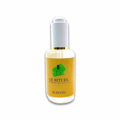 Olio per Cuticole Almond Le Rituel 50 ml.