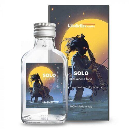 After Shave Solo TGS 100 ml