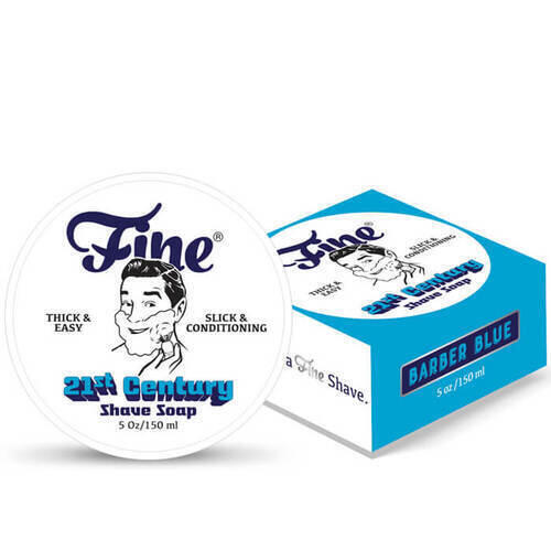 Sapone da barba Barber Blue New Formula Fine 150 gr.