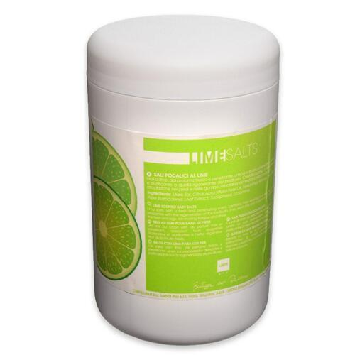 Sali da Bagno Profumati al Lime 1 kg