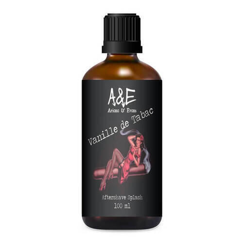 After Shave Vanille De Tabac Ariana e Evans 100 ml