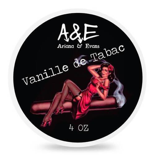 Sapone da Barba Vanille de Tabac Ariana e Evans 118 ml