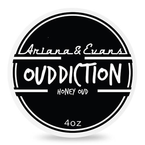 Sapone da Barba Ouddiction Ariana e Evans 118 ml