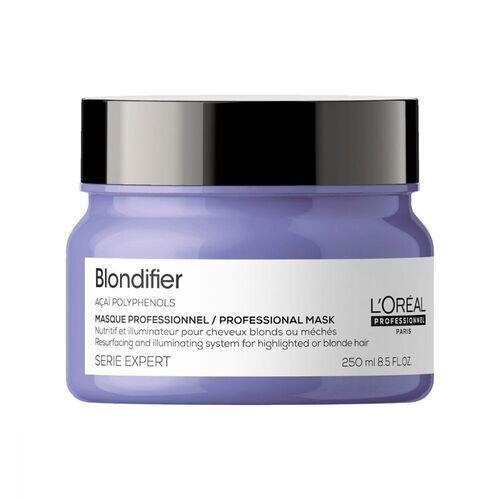 Maschera Blondifier Serie Expert L Oreal 250 ml New