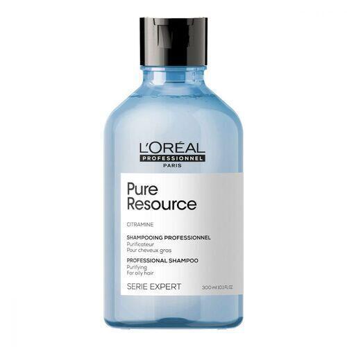 Shampoo Professionale Pure Resource L Oreal 300 ml New