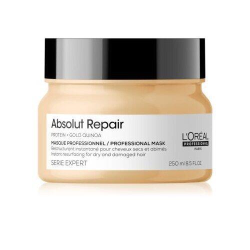 Maschera Absolut Repair Serie Expert L Oreal 250 ml New