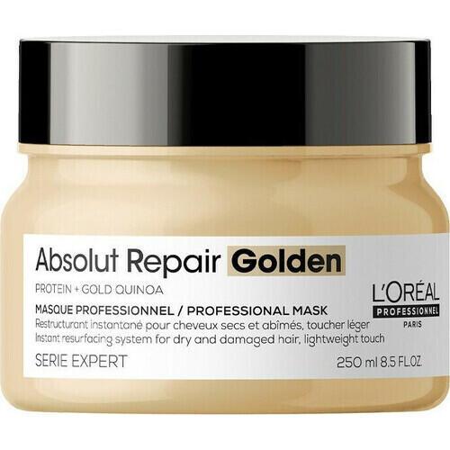 Maschera Asolut Repair Golden Serie Expert L Oreal 250 ml