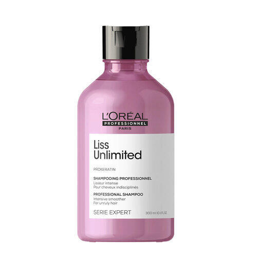 Shampoo Professionale Serie Expert Liss Unlimited L Oreal 300 ml New