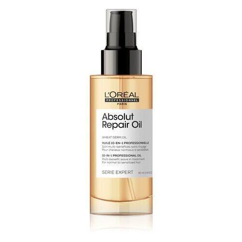 Olio Absolut Repair Serie Expert L Oreal 90 ml New