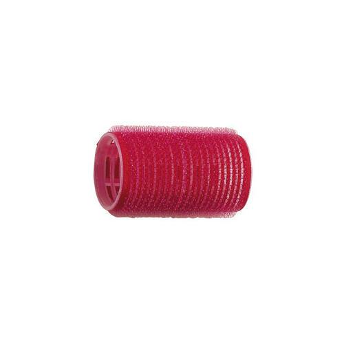 Bigodini in Velcro Rosso 36 mm Conf. 12 Pz Xan