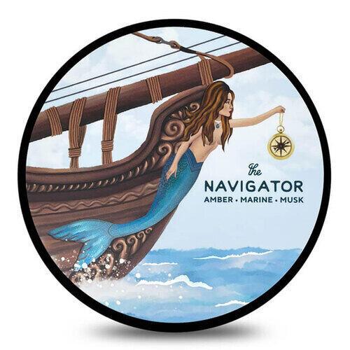 Sapone da Barba the Navigator Zingari Man 142 ml