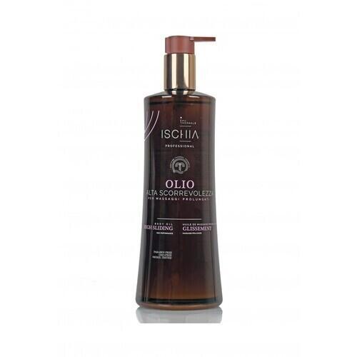Olio da Massaggio Alta Scorrevolezza 500 ml Ischia Eau Thermale