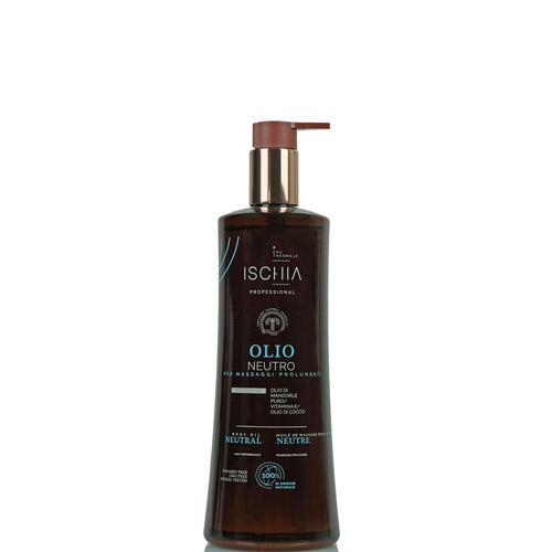 Olio da Massaggio Neutro 500 ml Ischia Eau Thermale