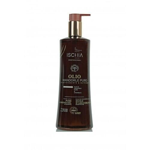 Olio di Mandorle Dolci Puro 100 % 500 ml Ischia Eau Thermale