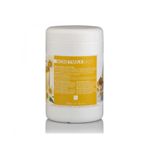 Sali da Bagno Profumati al Latte e Miele 1 kg