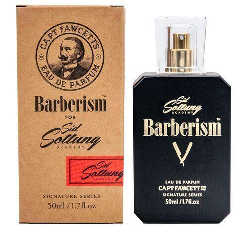 Eau de Parfum Barberism Captain Fawcett 50 ml