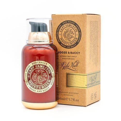 Crema Idratante  Ricky Hall Booze & Baccy Captain Fawcett 50 ml