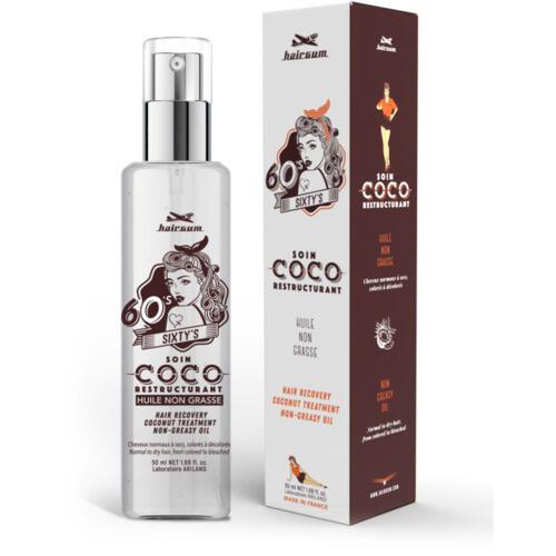 Olio di Cocco Ristrutturante COCO Sixty s 50 ml